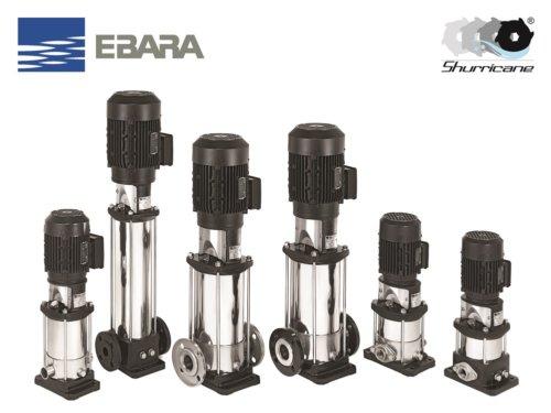 Pompa multietajata verticala inox Ebara